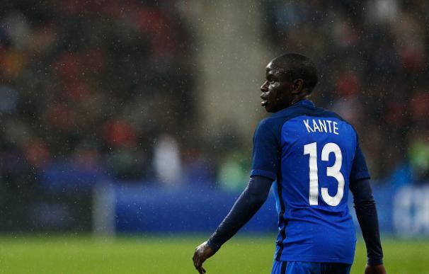 Zidane elige a Kanté para ser el nuevo Makelele del Real Madrid