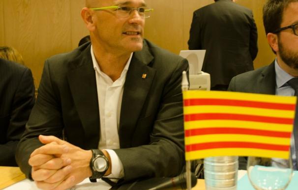 El TC levanta la suspensión sobre las actividades del departamento de Exteriores de la Generalitat
