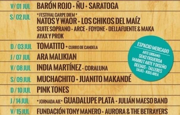 El festival Cultura Inquieta comienza este jueves con el concierto de Fermín Muguruza