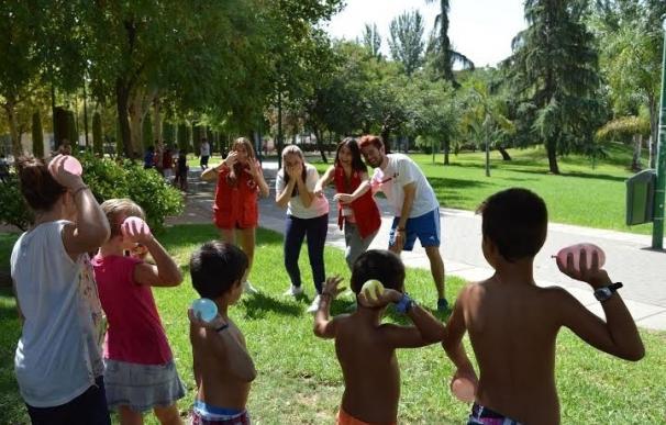 Más de 150 menores participarán en la Escuela de Verano de Cruz Roja Juventud