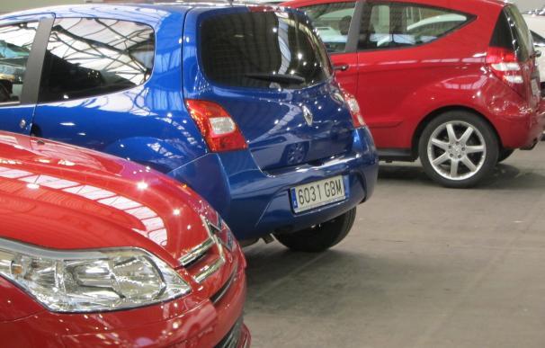 Las ventas de vehículos de ocasión suben un 17,5 por ciento hasta mayo en Extremadura