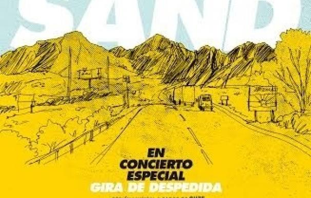 'Giant Sand' actúa este jueves en Diputación dentro del Certamen de Música Preventiva 'Local'
