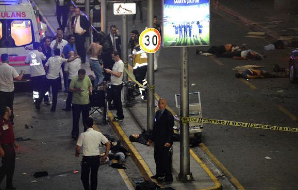 Los servicios secretos turcos alertaron sobre la posibilidad de un atentado en el aeropuerto hace 20 días
