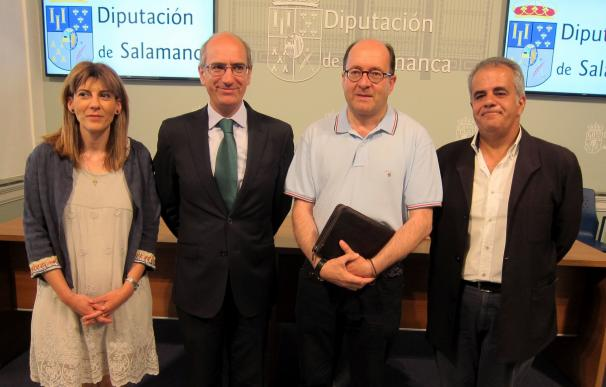 La Diputación de Salamanca aporta 45.000 euros a la Fundación Proyecto Hombre