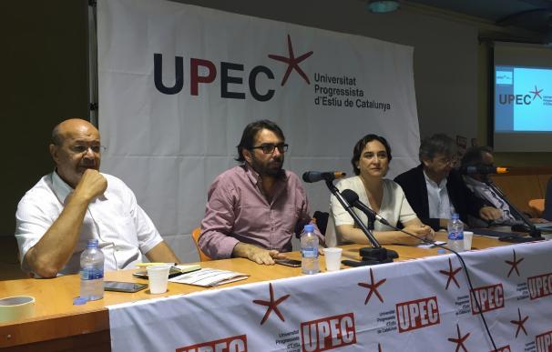 """Colau ve """"terrorífico"""" que el PP haya ganado votos en Barcelona con Fernández Díaz al frente"""