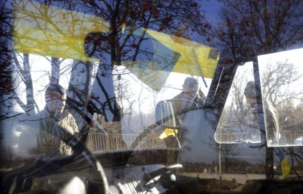 El mando militar ucraniano denuncia nuevas violaciones al alto el fuego