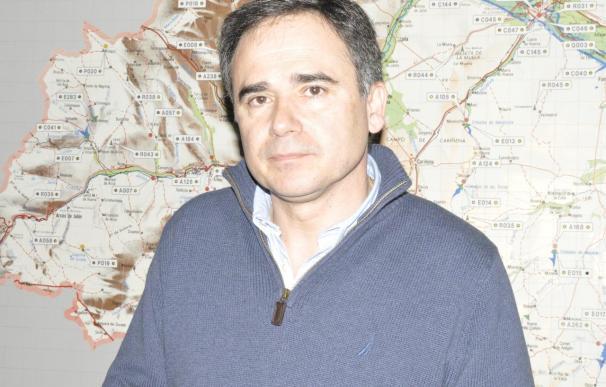 El presidente de la CHE dice que las afecciones de la crecida del Ebro son inferiores a las de 2003