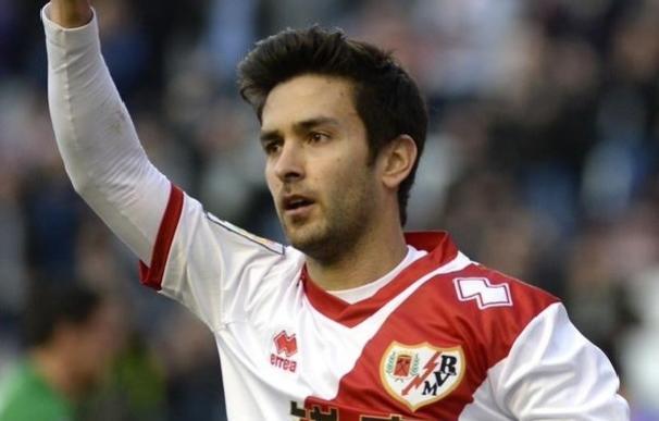 El máximo goleador nacional.