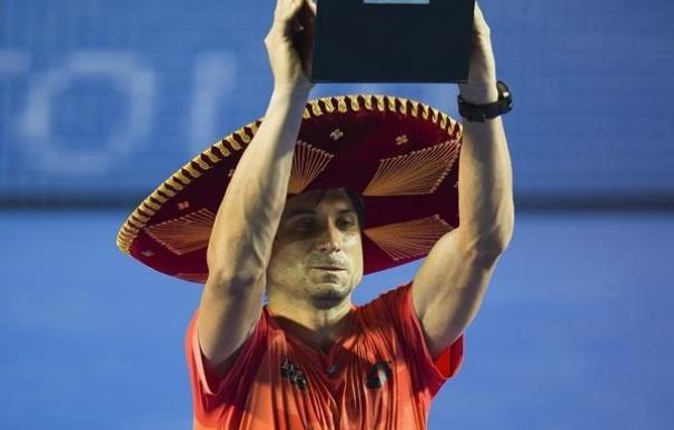Ferrer logra su tercer título del año en Acapulco