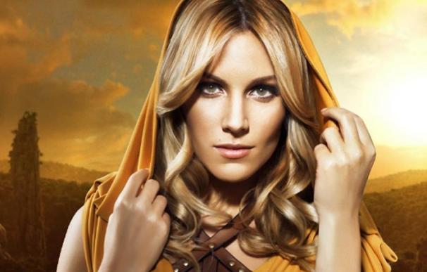 Edurne presenta 'Amanecer', el tema con el que nos representará en Eurovisión