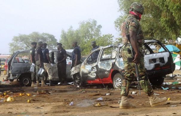 Dos ataques suicidas en Nigeria dejan al menos 27 muertos a menos de un mes de las elecciones generales