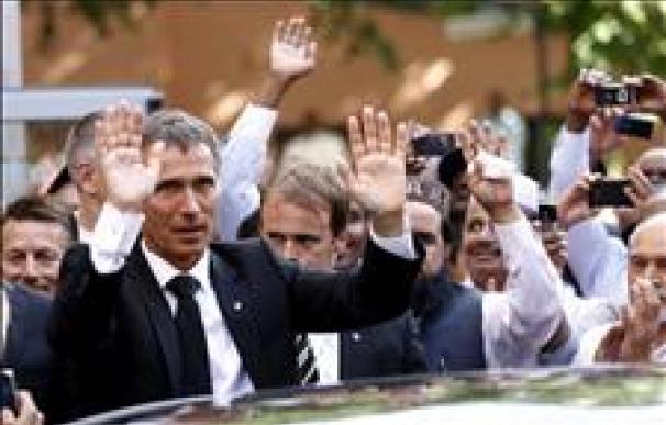 Stoltenberg agradece a los noruegos su comportamiento tras los atentados