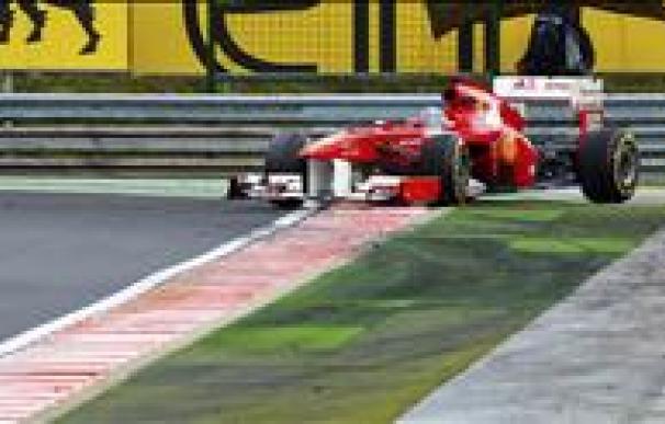 Un mes de julio fructífero para Alonso, pero insuficiente