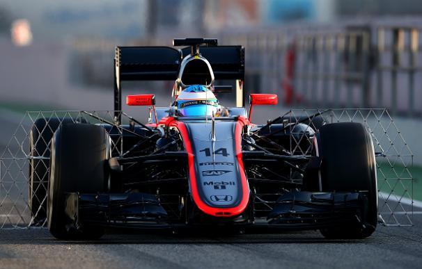 Fernando Alonso saldrá en decimoctava posición.