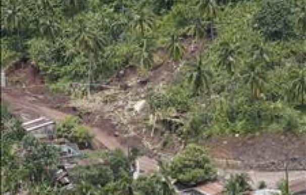 Un tifón y una tormenta tropical causan 61 muertos en Filipinas