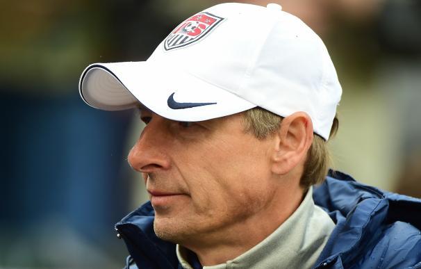 CARSON, CA - JANUARY 31: Head Coach Jurgen Klinsma