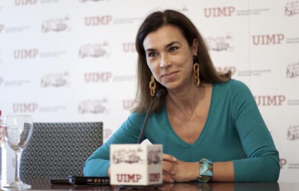 Carmen Posadas, protagonista este miércoles de la cita con la literatura en Foro Nueva Murcia