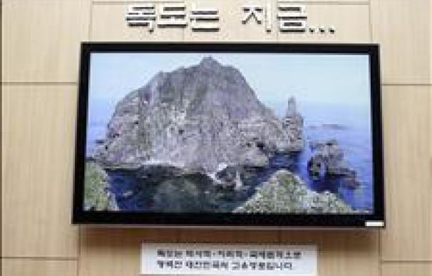 Corea del Sur niega la entrada a 3 políticos nipones por una disputa territorial