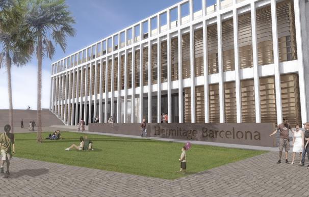 El Hermitage Barcelona abrirá sus puertas en mayo de 2019 tras invertir 38 millones