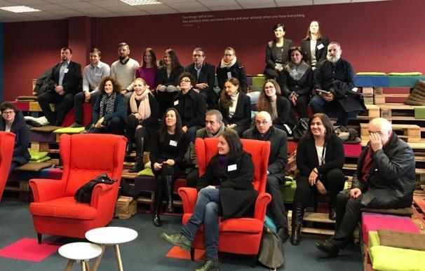 Navarra conoce el trabajo de Eslovenia en el sector de las industrias culturales y creativas