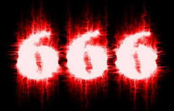666 es el número del diablo, pero... ¿por qué?
