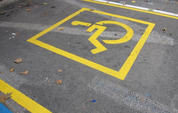 PP pedirá hoy en el Congreso que se unifiquen las normas de CCAA para las tarjetas de aparcamiento de discapacitados