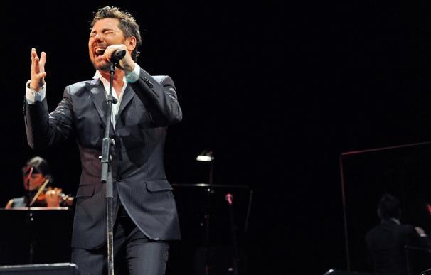 Miguel Poveda cantará a la libertad en Valencia el 25 de febrero