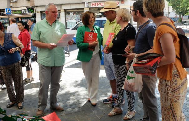 El PSOE propone un ingreso mínimo vital de 426 euros para proteger a 6.000 familias granadinas