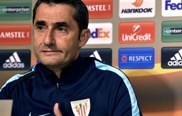"""Valverde: """"El favoritismo hay que reflejarlo en el campo, nos estamos jugando mucho"""""""