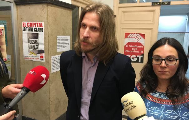 Podemos impulsará las movilizaciones que determine la ciudadanía para recuperar el Hospital Universitario de Burgos