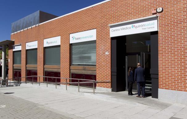 Quirónsalud abre un nuevo centro médico en Tres Cantos