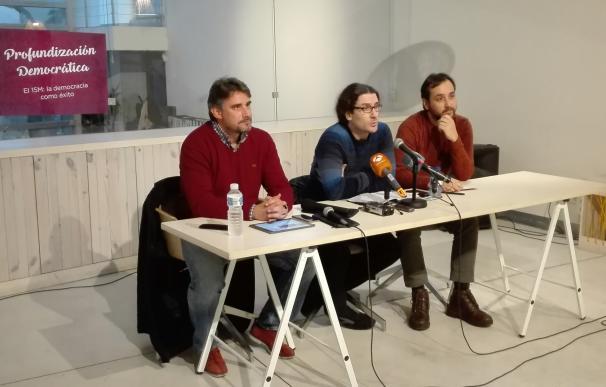 """Moreno Yagüe: """"Podemos debe recuperar el espíritu colaborativo"""""""