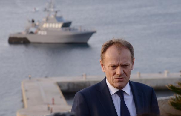 La UE se reúne en Malta para hacer frente a su peor crisis en 60 años
