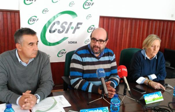 CSIF concreta en unos 4.000 los empleos públicos que se crearían en Castilla y León con las 35 horas