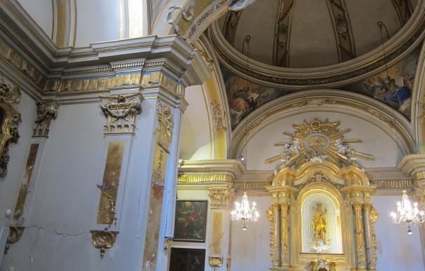 La Fundación Hortensia Herrero invertirá 1 millón en restaurar en la Capilla de la Comunión de San Nicolás