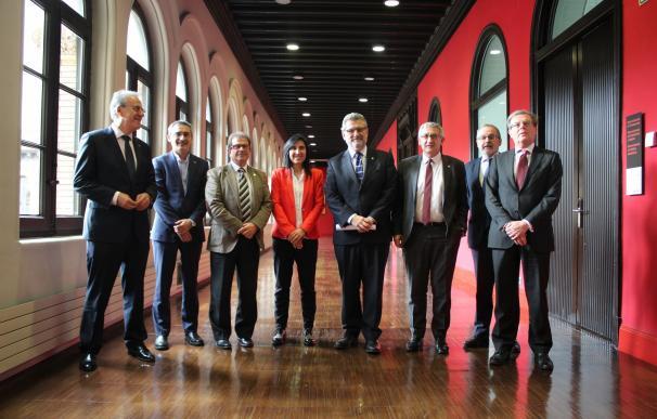 El Grupo 9 de Universidades, del que forma parte la UIB, fortalece su cooperación