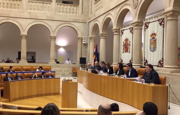 El Parlamento debatirá este jueves las enmiendas a la totalidad presentadas a presupuestos y medidas fiscales