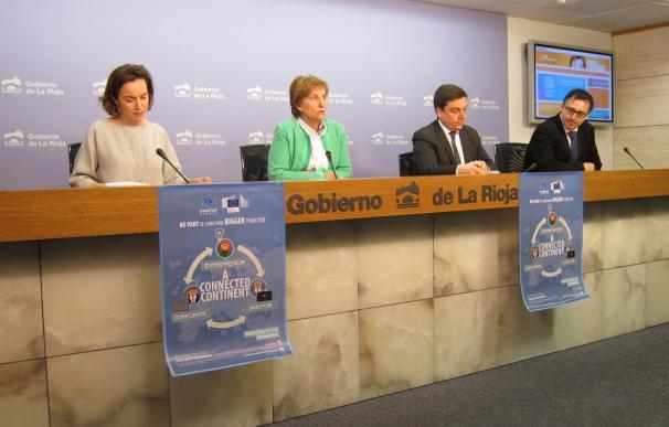 La Rioja celebrará del 6 al 12 de febrero la Semana Europea del Emprendimiento 'Startup Europe Week'
