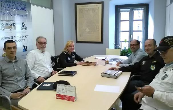 El Ayuntamiento de Valladolid constituirá en febrero la Mesa de Seguridad Vial, que incluirá a todos los usuarios