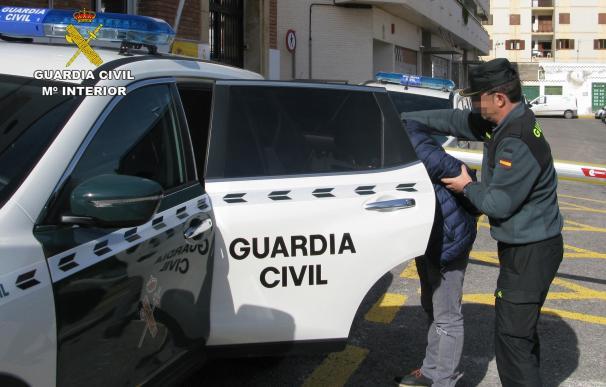 Detenido en Mazarrón un prófugo de la justicia por delito de violencia de género