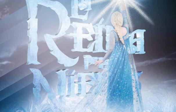El musical de la película 'Frozen' llega por primera vez a Catalunya