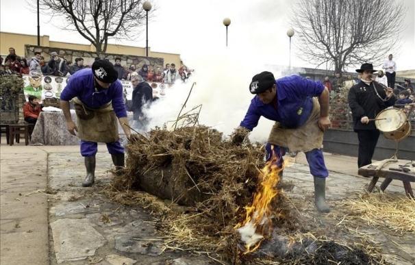 La provincia de Salamanca invita a conocer la matanza tradicional