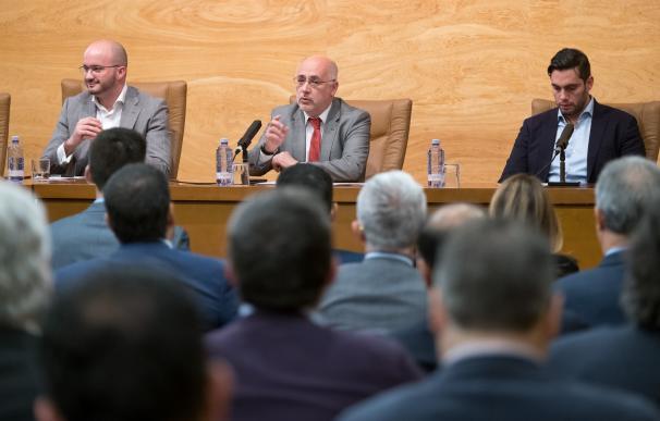 Morales anima a los Jóvenes Empresarios de España a apostar por el futuro verde y azul de Gran Canaria