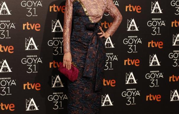 """Ruth Díaz, nominada al Goya por 'Tarde para la ira': """"Está claro que habrá reivindicaciones, pero no sé hasta que punto"""""""