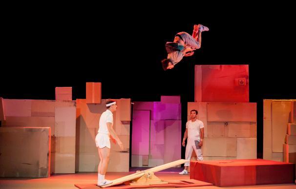 'Ludo Circus Show' reúne en el Cánovas lo más destacado del circo andaluz