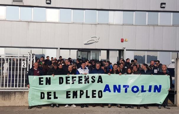 """UGT critica """"actitud antidemocrática"""" de ELA en el acuerdo alcanzado en Antolín Navarra"""