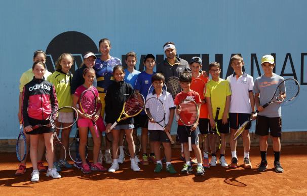 Mutua Madrileña pone en marcha el III Torneo Infantil de Tenis 'Soy de la Mutua, soy ganador'