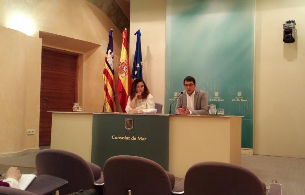 """El Govern considera las declaraciones de Jarabo """"una salida de tono"""" y dice que """"no peligra el Pacto"""""""