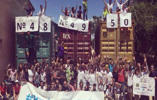Cuatro camiones de esperanza van rumbo a Siria