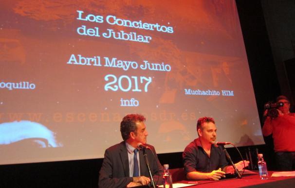 Escenario Santander y el Año Jubilar traerán a Him, Loquillo, Kiko Veneno & Juan Perro, Muchachito y Love of Lesbian